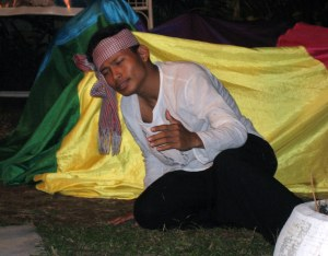 Performers with Disabilities, Cambodia