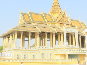 Royal Palace, Pnom Penh