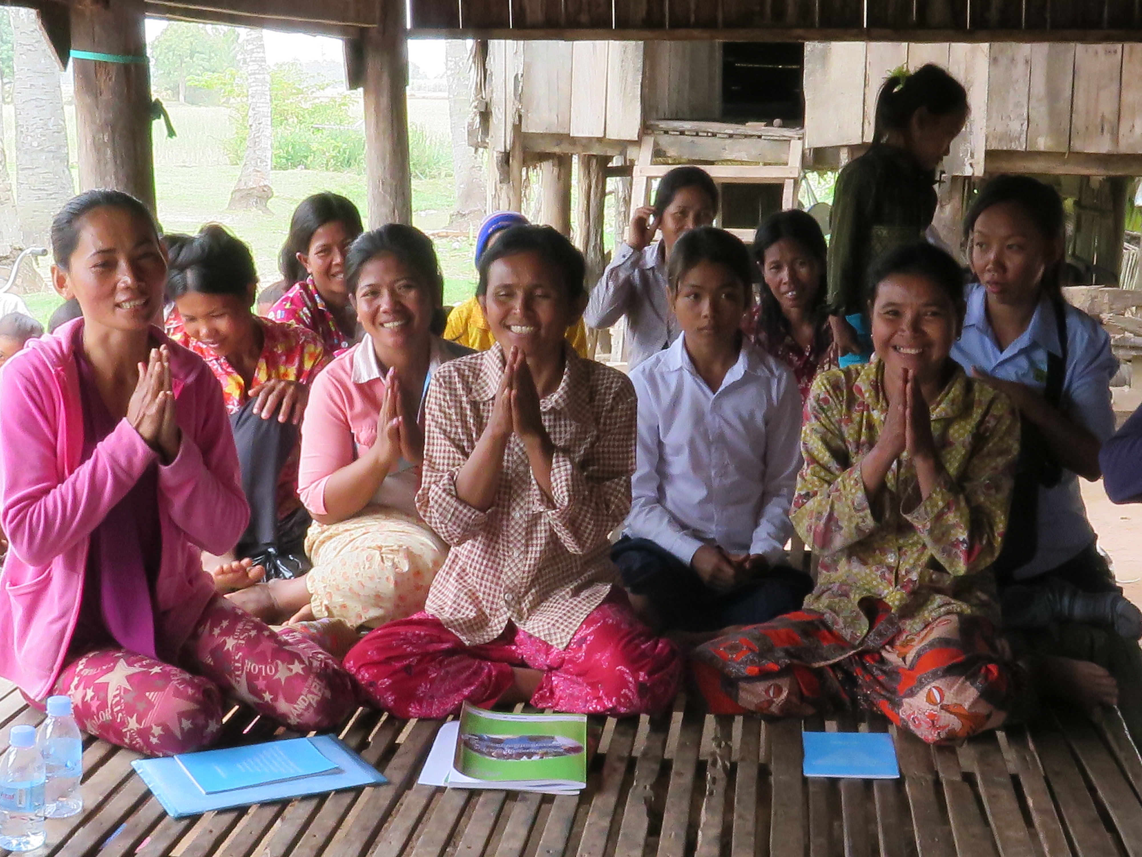 how to facilitate a self help group